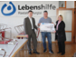 Steinbeis Business Academy (SBA): Spende für Murgtal-Werkstätten & Wohngemeinschaften