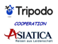 Asiatica Travel startet Kooperation mit Tripodo
