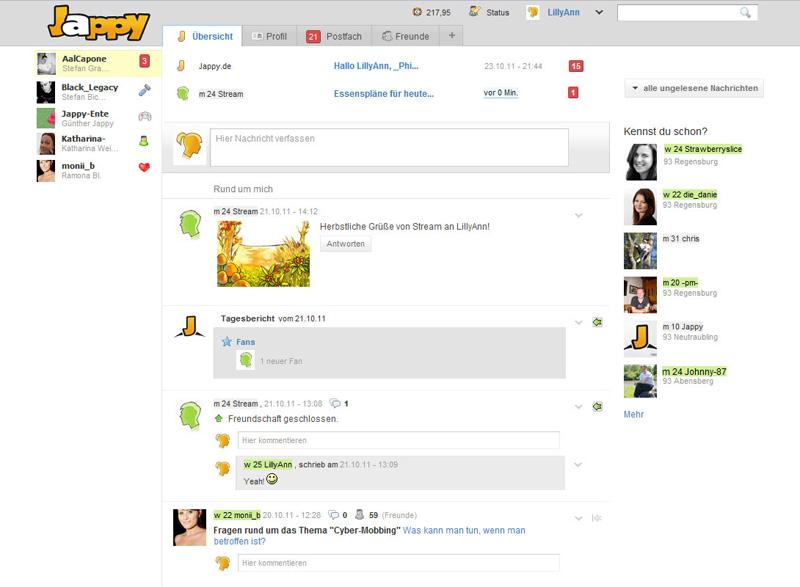 Jappy Internet Community
