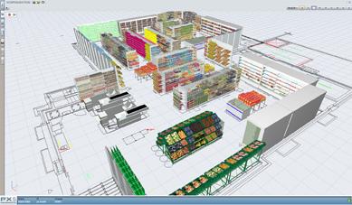 Zentrale ladenkonzepte standortspezifisch auslegen for Einrichtungsplanung software kostenlos