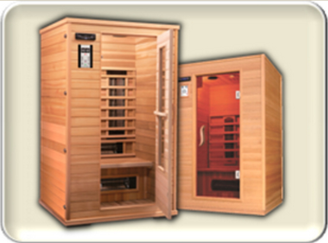 ob infrarotkabine w rmekabine infrarot sauna oder lichttherapie die neue wellness und. Black Bedroom Furniture Sets. Home Design Ideas