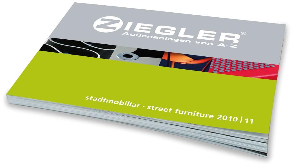 frischer wind auf dem stadtmobiliarmarkt neuer designkatalog von ziegler pressemeldung vom. Black Bedroom Furniture Sets. Home Design Ideas