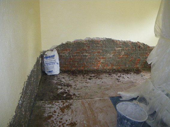 feuchtes mauerwerk im erdgeschoss saniert mit epasit pressemeldung vom. Black Bedroom Furniture Sets. Home Design Ideas