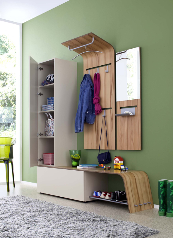 einfach abh ngen mit der garderobe elli von sudbrock pressemeldung vom. Black Bedroom Furniture Sets. Home Design Ideas