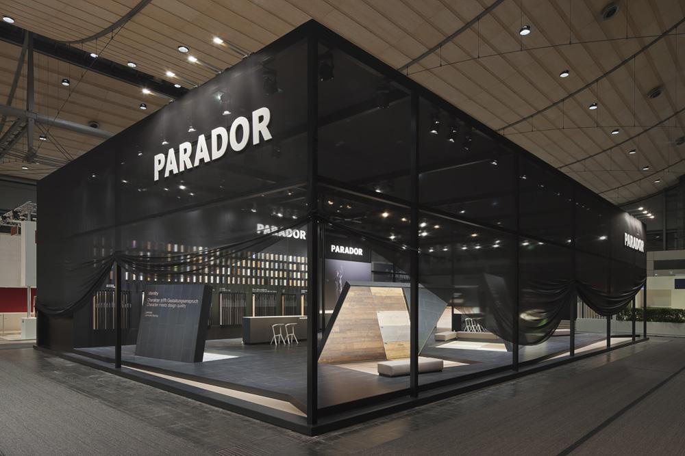 parador mit messeneuauftritt auf der domotex 2012 pressemeldung vom. Black Bedroom Furniture Sets. Home Design Ideas